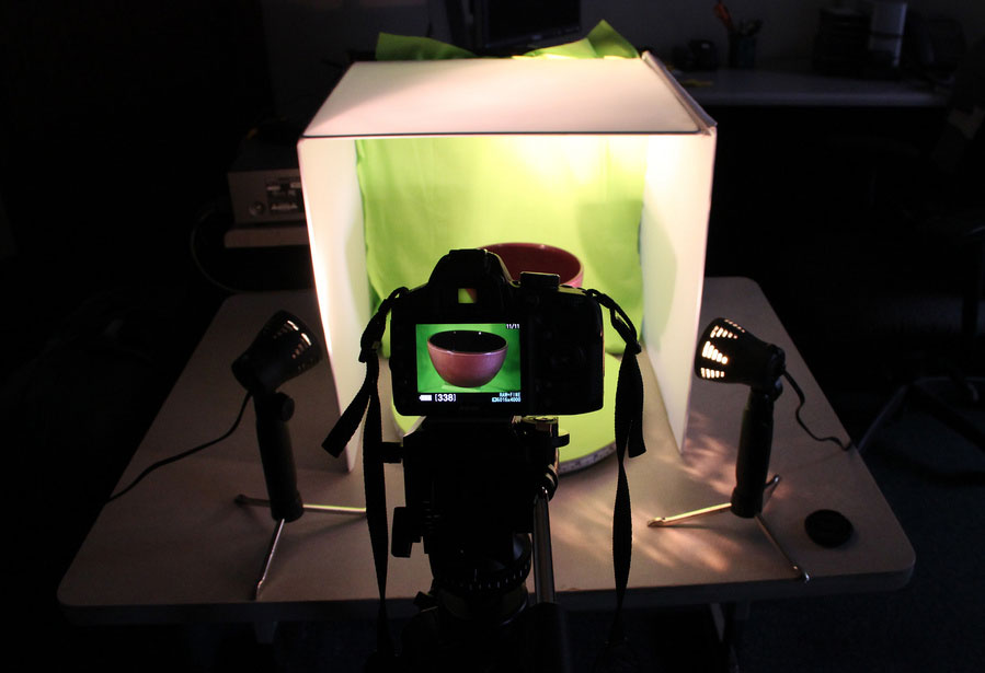 Stereophotogrammetry Set-Up
