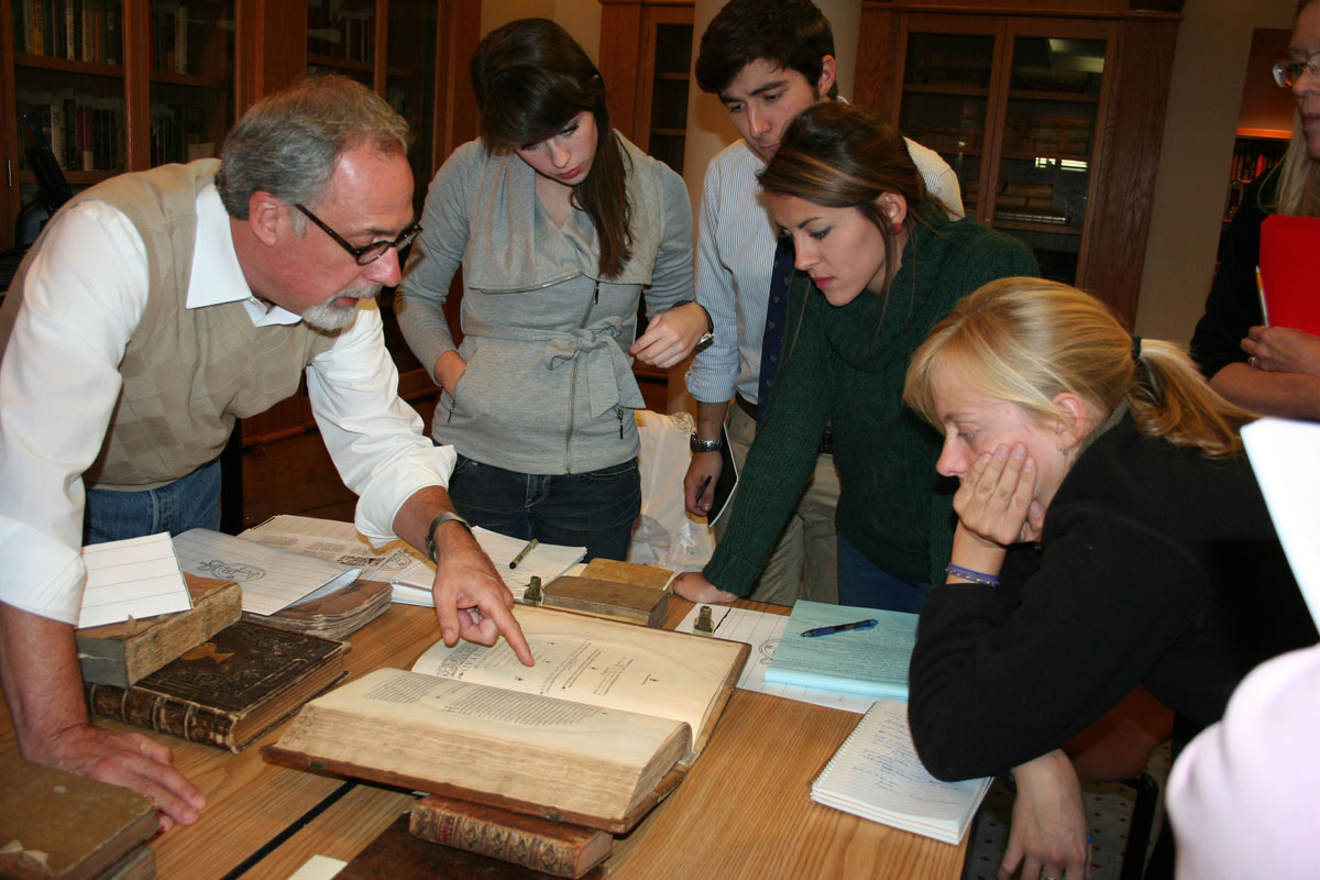 Rare Book Workshop